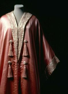 Liberty & Co., Woman's Evening Coat, 1900-1925.