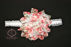 Lace Headbands, Chantilly Lace, Baby Boutique, Vintage Floral, Girly, Facebook, Accessories, Jewelry, Fashion