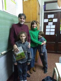¡Gracias por venir Marcela y Facundo!