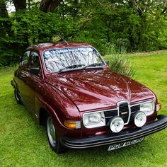 Saab 96 V4 Classic European Cars, Classic Cars, Retro Cars, Vintage Cars, Saab Automobile, Saab Turbo, Diminishing Returns, Saab 900, Old Cars
