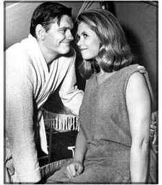 Bewitched: Dick York Elizabeth Montgomery by twitchery, via Flickr