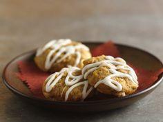 Pumpkin-Pecan Spice Cookies