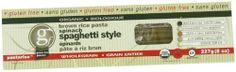 Pastariso Organic Spinach Spaghetti Style, 8-Ounce (Pack of 6) Pasta Riso,http://www.amazon.com/dp/B004TPK2I2/ref=cm_sw_r_pi_dp_3cSCtb0GCREKYEAH