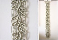 Macrame Wall Hanging  Sprig  Handmade Macrame Home by craft2joy, $120.00