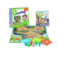 Q's Race to the Top Educational Board Game with Book: social skills, manners, and better behavior! by EQtainment. Q's Race to the Top Educational Board Game with Book: social skills, manners, and better behavior! Social Skills Activities, Teaching Social Skills, Group Activities, Counseling Activities, Top Board Games, Kids Questions, Educational Board Games, Therapy Games, Play Therapy