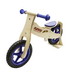 Balance bikes help kids get a head start on learning to ride a two wheel bike. These wonderful quality balance bikes help young children learn balance fast. Wooden Toy Boxes, Wooden Toys, Kids Scooter, Balance Bike, Little Monkeys, Head Start, Go Kart, Tricycle, Good Things