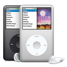 I wanna get an iPod classic and wanna get it engraved but I don't know what I want engraved on it. Comment?