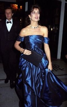 1988 - Stefano and Caroline de monaco
