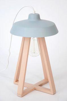 { Today I ♥ } Les lampes poétiques de M.OSS Design #pastel