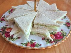 chicken salad and egg salad recipes for tea party sandwiches