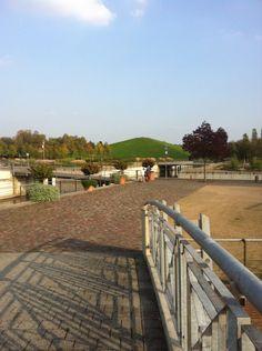 Udo Lindenberg Platz Museum, Berg, Sidewalk, Side Walkway, Walkway, Museums, Walkways, Pavement