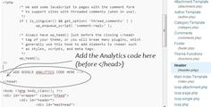 How to Add Google Analytics on WordPress Without Using Plugins