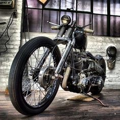 Bobber Inspiration | Harley-Davidson bobber | Bobbers and Custom Motorcycles