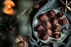 Išelské cukroví Christmas Cookies, Desserts, Food, Winter, Xmas Cookies, Tailgate Desserts, Winter Time, Deserts, Christmas Crack