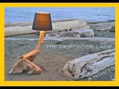 Driftwood Flooring, Driftwood Furniture, Driftwood Projects, Driftwood Ideas, Wooden Lanterns, Wooden Lamp, Candle Lanterns, Driftwood Chandelier, House Lamp
