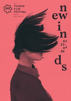 I'm very proud to present to you the poster and animation for the 22nd Vilnius Film Festival. One of the main goals here was to pay a particular attention to up and coming talents and names in this year's festival. New winds mean new impressions that …