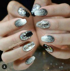 Celina Ryden nails