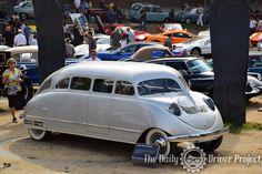 Art Center Car Classic Standout: 1936 Stout Scarab