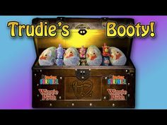 Winnie the Pooh Surprise Eggs! Trudie's Booty! - YouTube