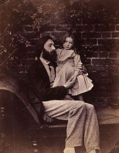 Lewis Carroll - Arthur Hugues and Agnes, 1863