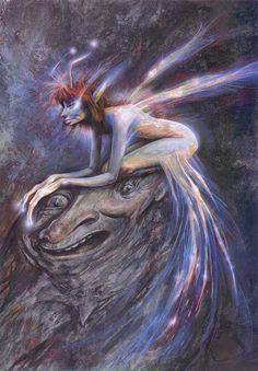 Pinzellades al món: Éssers màgics del bosc / Seres mágicos del bosque / Magical beings of the forest