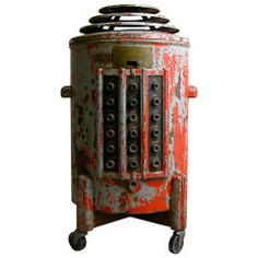Shop antique, mid-century, modern, contemporary and vintage furniture from the world's best furniture dealers. Metal Furniture, Vintage Furniture, Cool Furniture, Modern Furniture, Arc Welders, Welding Caps, Welding Projects, Welding Ideas, Welding Machine