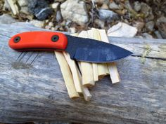 THE ESEE-Candiru Pics & Specs Thread: Post yours as they come in ... Neck Knife, Knifes, Specs, Amp, Knives, Knife Making