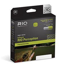 RIO Perception - Freshwater Fly Lines | RIO Producs