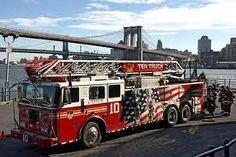 FDNY Ladder 10 or Ten Truck