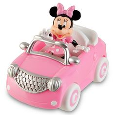 Minnie Mouse Car love this!!! It would be cool to have a real car like this! I would drive it around!!!