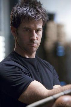 Lt. Col. John Sheppard (Joe Flanigan, SGA)