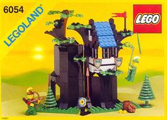 A Castle set released in Best Lego Sets Ever, Big Lego, Classic Lego, Lego Videos, Lego Castle, Lego Toys, Lego Instructions, Lego Technic, Lego Building