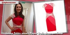 Laura Tobin wears a pink dress by Paper Dolls found at Dorothy Perkins on Good Morning Britain! Pink Dress, Lace Dress, Good Morning Britain, Pink Lace, Paper Dolls, Two Piece Skirt Set, Skirts, How To Wear, Dresses