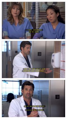 Hahaha!! (Grey's Anatomy)