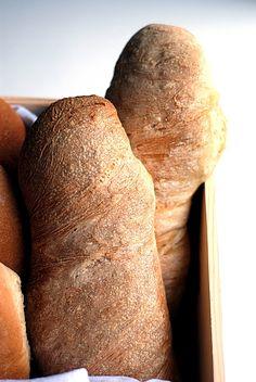 Trufla: French bread. World Bread Day 2011.