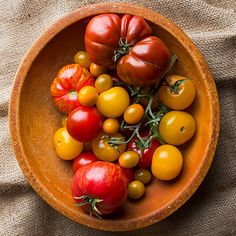 We worship the simple perfection of the Italian summertime salad of ripe tomatoes, creamy mozzarella and fragrant leaves of basil. But we like to tinker.