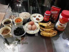 Veja como fazer uma receita saudável, deliciosa e simples de Bolo de Banana sem leite, sem açúcar e sem farinha, sem gordura confira!