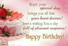 67 best happy birthday greetings images on pinterest in 2018 strawberry cake birthday greeting birthday wishes pics birthday board happy birthday flower birthday m4hsunfo