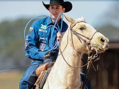 Work on your team roping stops with these tips from Spin To Win Rodeo Magazine: http://spintowinrodeo.com/article/developing-good-stop-patrick-smith-24870