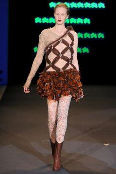 Custo Barcelona Fall 2011 Ready-to-Wear Fashion Show