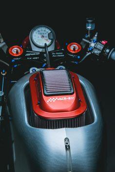 Nice flush mounted fuel gauge