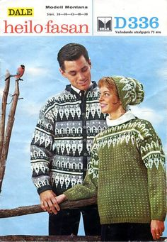 Montana 336 Norwegian Knitting, Vintage Knitting, Color Combinations, Christmas Sweaters, Knitting Patterns, Montana, Men Sweater, Sewing, Retro