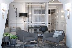 V Apartment on Behance