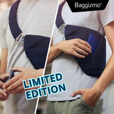 Something special for our backers! Limited Edition Baggizmo Pack - an outstanding, classy duo made of one Limited edition Baggizmo Wiseward smart wallet and one Limited edition Baggizmo gadget bag. Both produced only in 120 pieces and with signed certificate of the first Limited edition series of the #Baggizmo #Wiseward. Get your at http://baggizmo.me/KSwiseward.