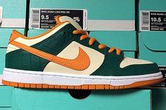 Nike SB Dunk Low Gators (Detailed Pics)