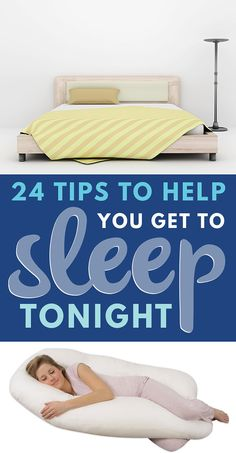 Can't sleep? Try one of these tips! #SleepRevolution