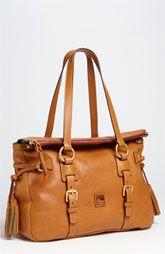 Dooney & Bourke 'Florentine' Vachetta Leather Satchel