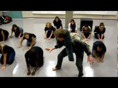 Be Prepared- Hyena Dance