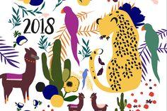 CALENDRIER À IMPRIMER - 2018 - Les Mamans Winneuses