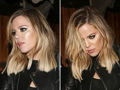 Khloe Kardashian stood apart from her sisters at Kendall Jenner's birthday party with her new blonde lob hairstyle. Learn how you can style the currently-trending lob cut (aka the long bob), below!...